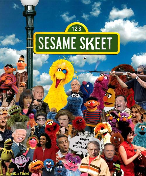 Sesame Skeet